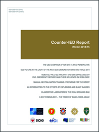 1- Counter-IED Report Winter 2014-15 front cover